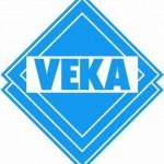 Логотип компании VEKA