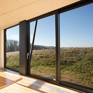 Нестандартные окна больших размеров