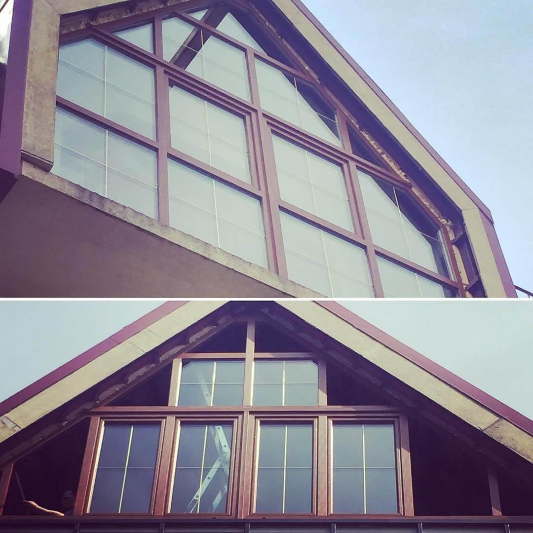 пластиковые окна 6 метров