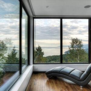 Панорамные окна: размеры и цены